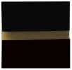 Melamine Solid Color Black 4' X 8'